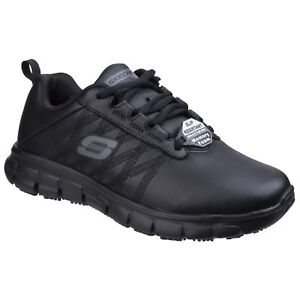 leather skechers
